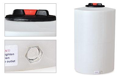 205 Litre Round Plastic Water Tank