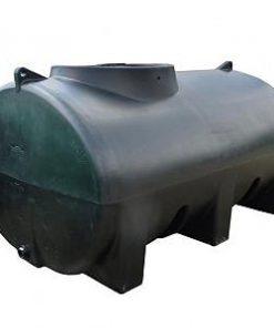 4000 Litre (880 Gallon) Horizontal Water Tank