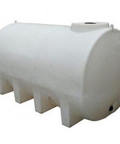 8000 Litre (1760 Gallon) Horizontal Water Tank