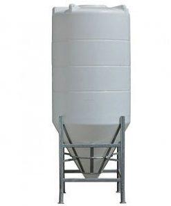 3100 Ltr Cone Tank