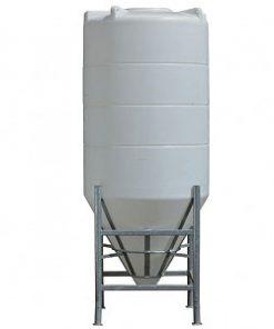 3650 Ltr Cone Tank