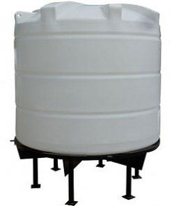 6200 Ltr Cone Tank