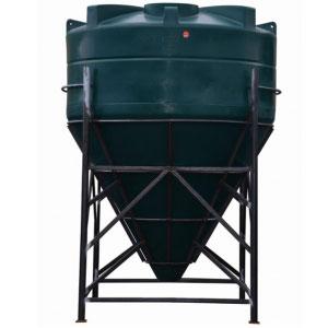 10000 Ltr Cone Tank