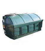 1200 L Low Profile Bunded Tank